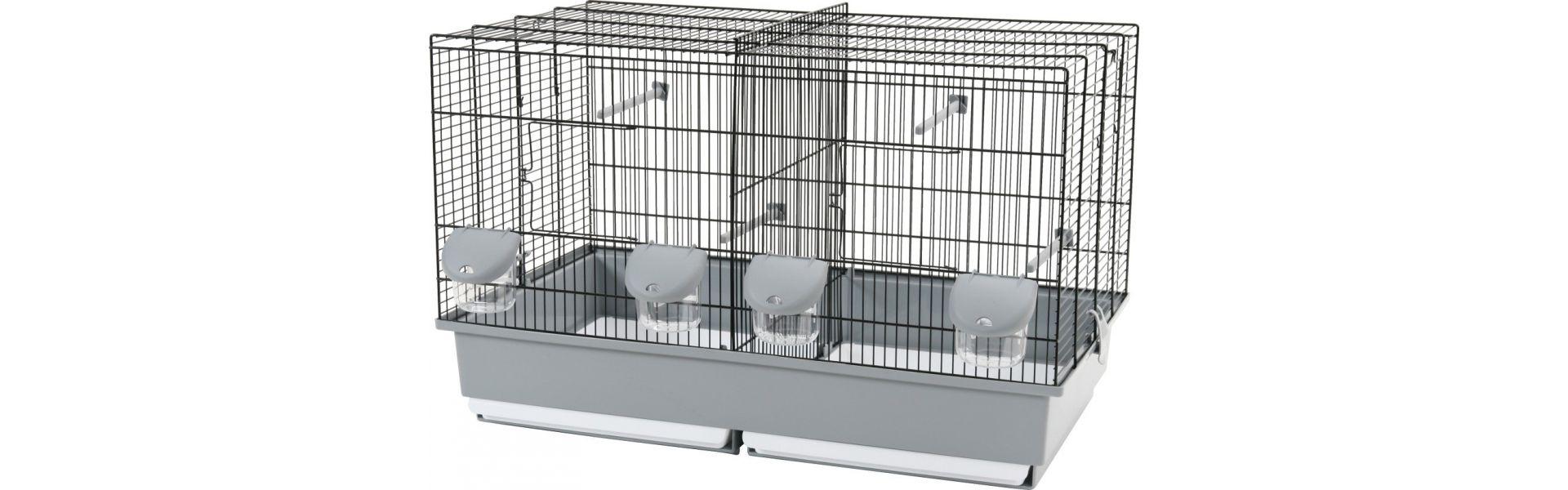 Cage d'élevage