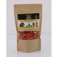 Chips à la carotte pour lapins et autres rongeurs Octave Bauchant