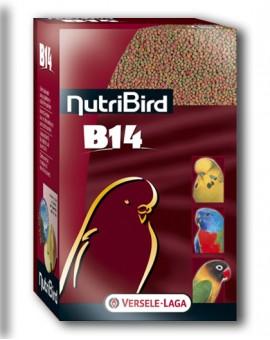 Extrudés pour perruches ondulées et autres perruches Nutribird B14