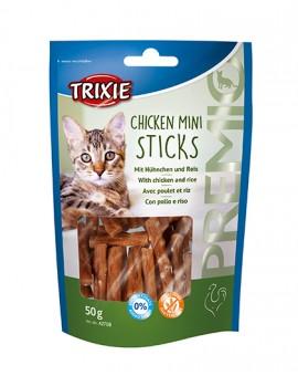 Sticks de poulet pour chats Premio