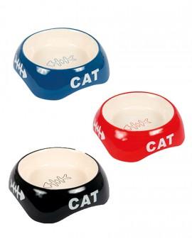 Gamelle en céramique économique pour chaton Trixie
