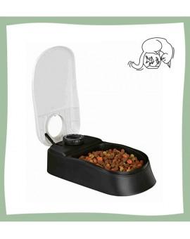 Distributeur de croquettes automatique pour chat Trixie