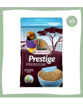 Nom produit : Graines pour oiseaux exotiques prestige premium Versele laga