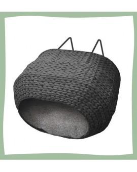 Hamac de radiateur pour chat en osier EBI