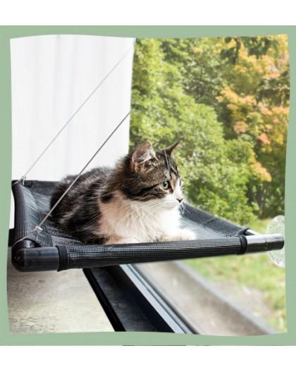 Hamac de fenêtre pour chat Duvo+