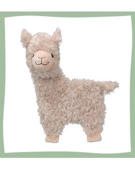 Peluche lama pour chien