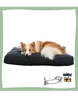 Coussin déhoussable et lavable pour chien