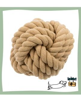 Balle en corde pour chien Be Nordic