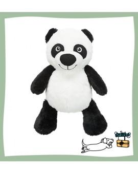 Peluche panda pour chien