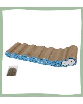 Griffoir en carton ondulé pour chat Wooby