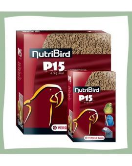 Extrudés pour perroquets Nutribird P15