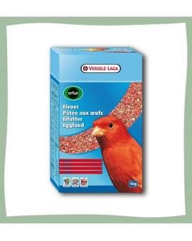 Pâtée aux oeufs rouge pour canaris Orlux