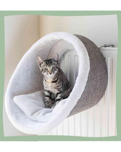 hamac de radiateur moderne pour chat