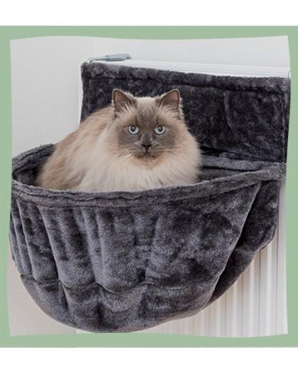 Hamac de radiateur pour grand chat