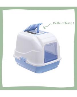Maison de toilette pour chat anti odeur