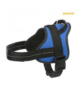 Harnais pour chien bleu Julius K9