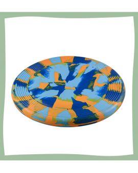 Frisbee pour chien multicolore Duvoplus